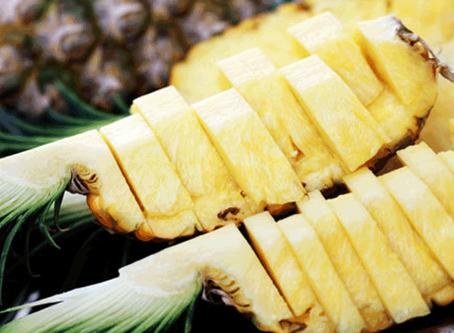 Ananas con Combava
