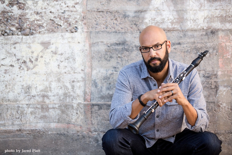Alex Laing – Phoenix Symphony Principal Clarinetist; Founder of The Leading Tone