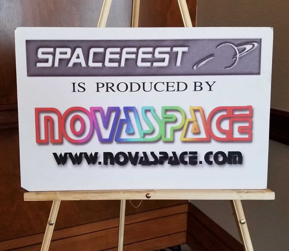 Spacefest is produced by Novaspace Galleries.