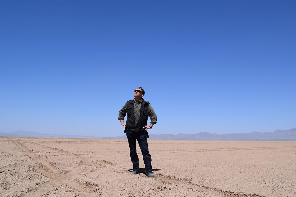Geoff Notkin (photo © Desert Owl Productions).