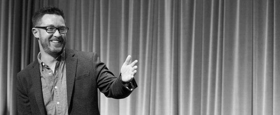 Brett Culp – Part Four – Filmmaker, Keynote Speaker, Social Entrepreneur