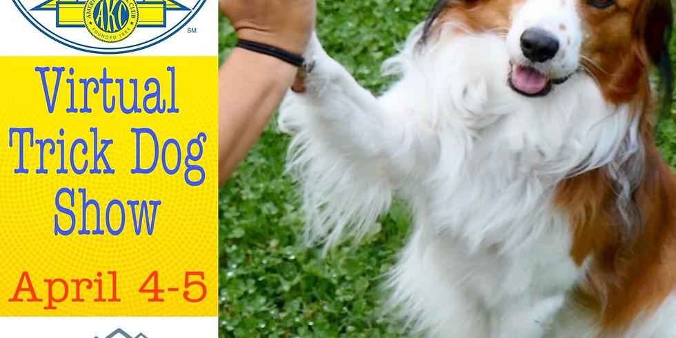 Virtual Trick Dog Show