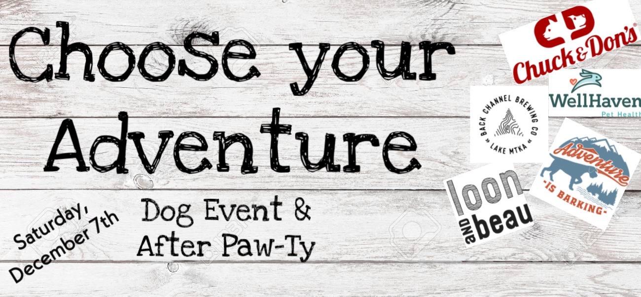 Choose your Adventure Event