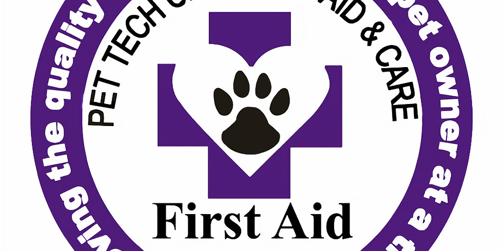 March 20 Pet CPR & First Aid Training