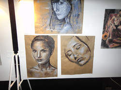 My Drawing exhibited 1
