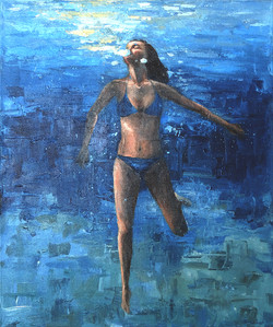 Underwater feeling