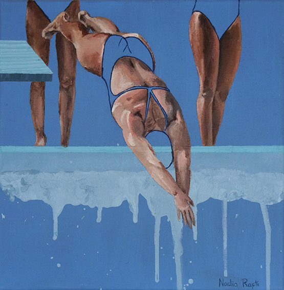 Swimmers 3 (SOLD)