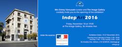 IndepArt2016 Invitation