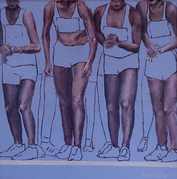 Dromeis 4 - Ladies Run