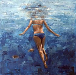 Embracing the sea