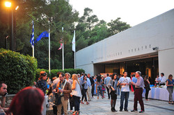 Athens College - Exhibition opening