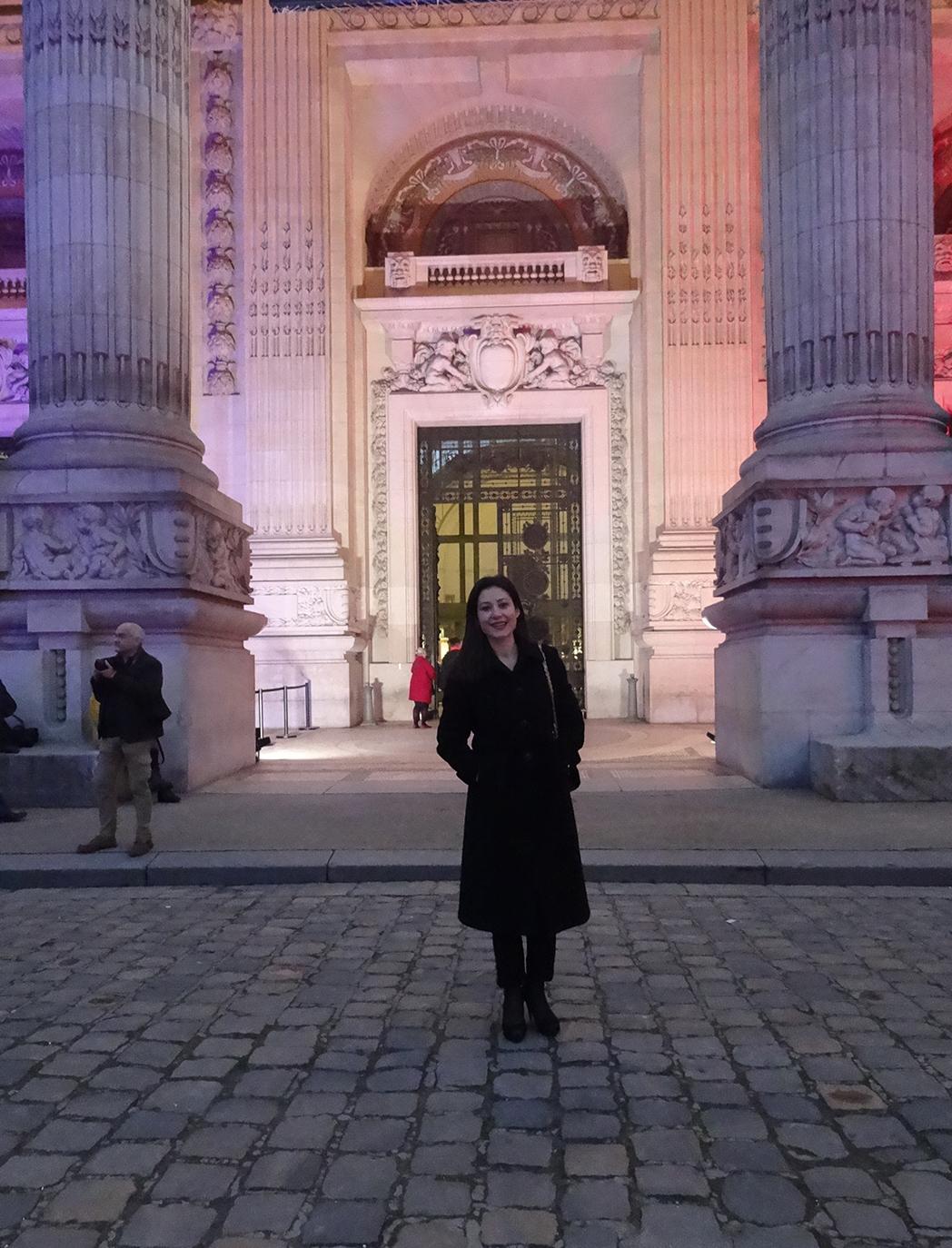 Grand Palais Entrance