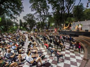San Isidro: programa de espectáculos al aire libre