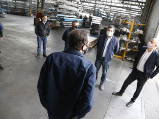 Fernando Moreira: las Pymes y la industrial nacional son claves en la recuperación económica