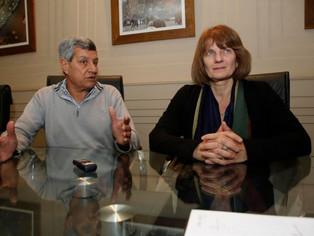 El Frente presenta candidatos en Vicente López