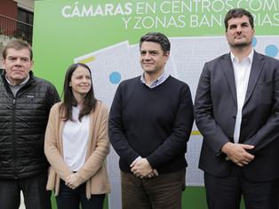 Acto de campaña: Jorge Macri renovó placita y enciende las cámaras