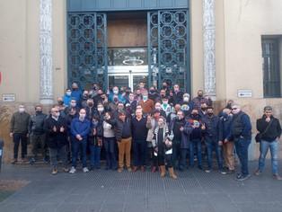 Municipales de Vicente López se sumó a FeSiMuBo con críticas al poder y promesas de nuevos esquemas