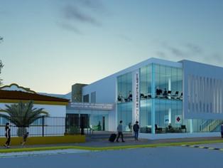 Entre Perón y Evita: construyen un nuevo edificio para el Geriátrico Municipal