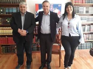 Pichetto puso base en Vicente López y azuza al macrismo