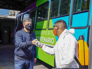 Vicente López: regresa el colectivo municipal