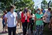AySA militó en Boulogne: otros 5.000 vecinos conectados a la red cloacal