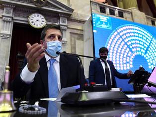 Massa acordó, con toda la oposición, seguir funcionando virtualmente