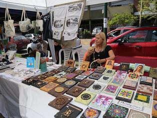 Artesanos de Tigre continúan trabajando y ofreciendo sus productos