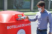 Juan Andreotti rendido por amor