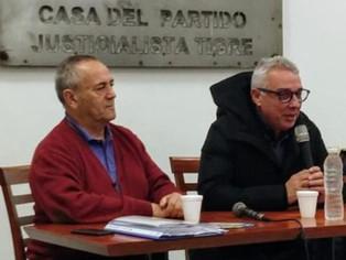 Julio Zamora calienta motores reasumiendo en el PJ a pocas semanas del cierre de listas