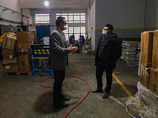 Para Manuel Luaces, salud, trabajo y producción van de la mano