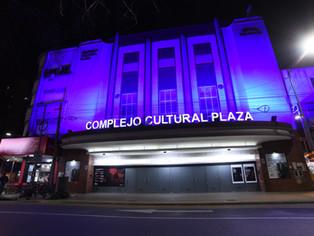 Se corrió el telón:volvió el teatro y el cine al Complejo Cultural Plaza de San Martín