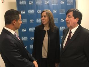 Pirillo: Vidal puede ser un títere de Macri o ser ella misma
