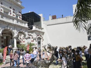 Tigre: con el COVID bajo control reabrió la Casa de las Culturas