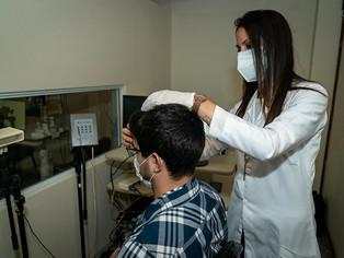 """El Hospital """"Melchor Posse"""" sumó nuevo servicio de oftalmológica"""