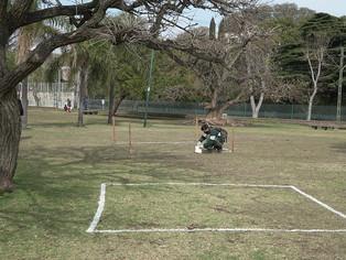 San Isidro le pone límite, cuadrado, al COVID