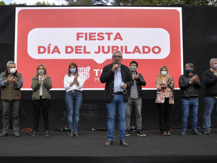 """Julio Zamora insiste: """"Ecosol será un parque público municipal"""""""