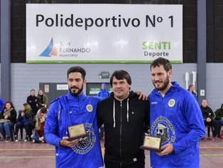 """San Fernando reconoce a los """"dorados"""" del Handball"""