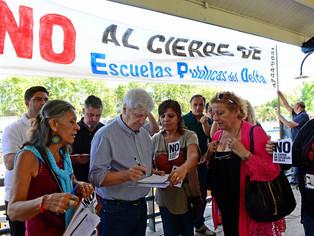 La diputada Aparicio le factura a Larreta mezquindad y recuerda a Macri y Vidal cerrando escuelas