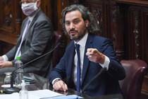 Cafiero se refirió a la crueldad de Mauricio Macri, por añadidura, a la de Juntos por el Cambio