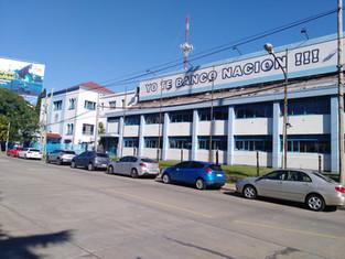 Club Banco Nación embargado y con cierre en puerta