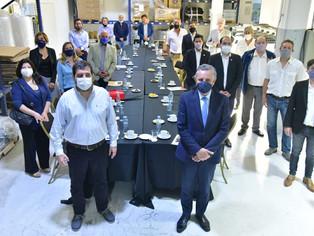 Ayuda del gobierno nacional a empresas y familias afectadas por la pandemia