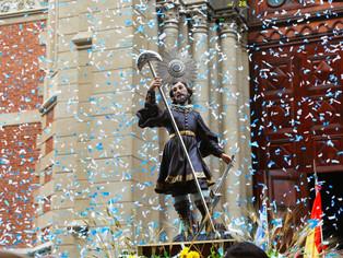 Fiestas Patronales de San Isidro Labrador
