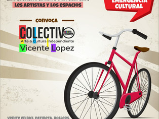 Gran bicicleteada por la cultura olvidada por el municipio