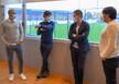 San Fernando y el Club Atlético Tigre sellaron convenio de colaboración recíproca