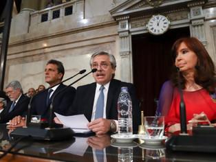Discurso del Alberto Fernández: un amplio sector de la población aplaudió medidas; minorías producti