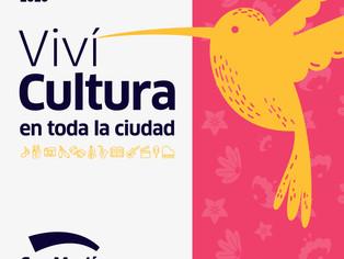 En San Martín, la cultura es la sonrisa en verano