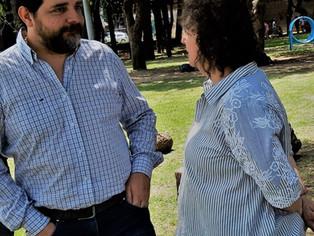 Intendente Moreira:dejaron una provincia quebrada, espero que la oposición reflexione