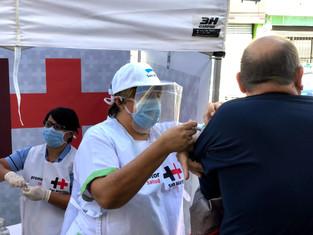 Vacunación gratuita en San Martín
