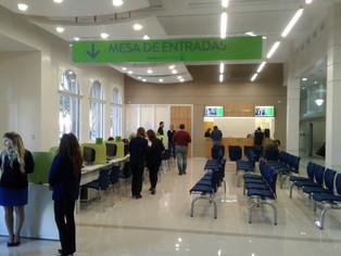 Vicente López estrenónuevas oficinas de atención al público; mientras tanto, Macri anticipa mudanza