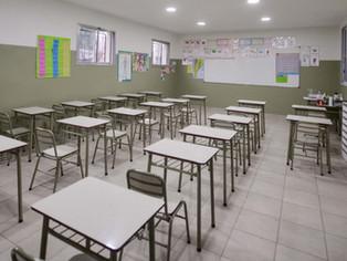 San Fernando no discrimina: el municipio entregó  mobiliario para el Colegio San Rafael